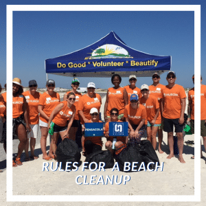 How to do a Beach Cleanup!