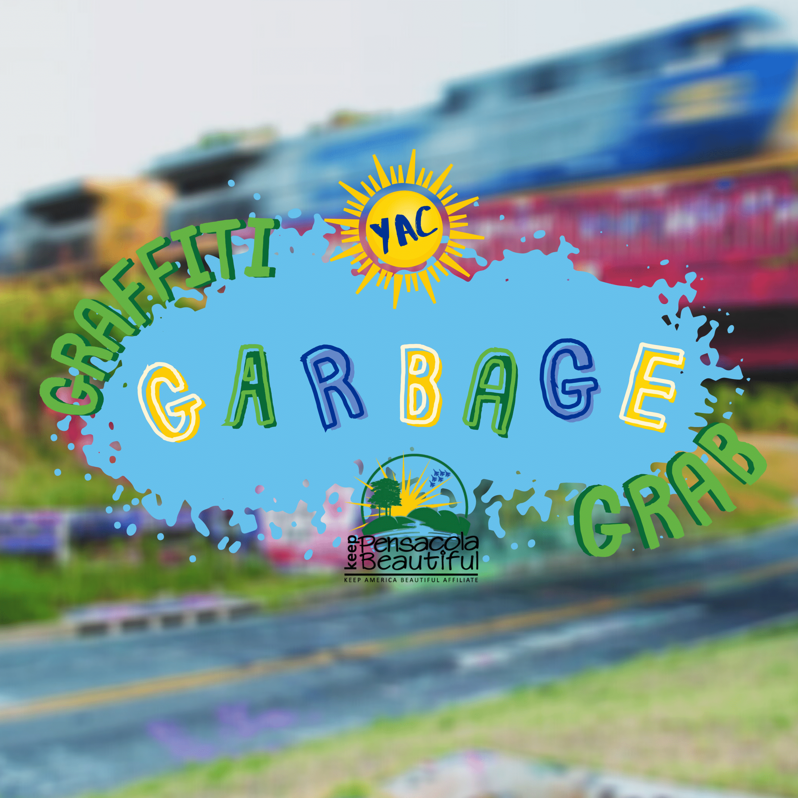 YAC Graffiti Garbage Grab