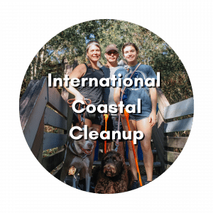 Pensacola International Coastal Cleanup