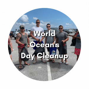 World Ocean's Day Cleanup