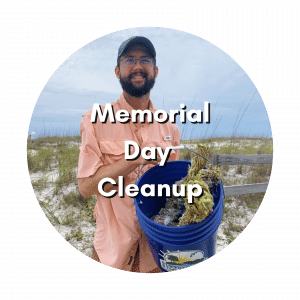 Memorial Day Beach Cleanup