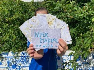 Paper-making tutorial