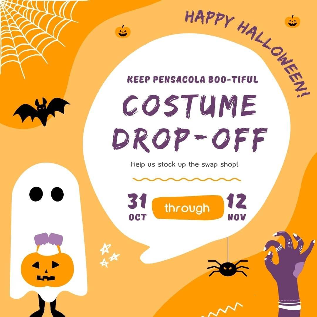 Halloween Costume Drop-Off